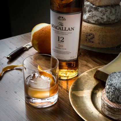 The Macallan Cocktail: The Great Scott