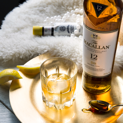 The Macallan Cocktail: The Honey Pot
