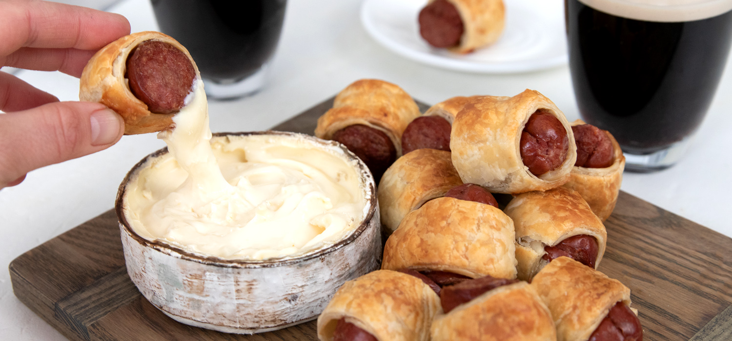Harbison Pigs in a Blanket 1