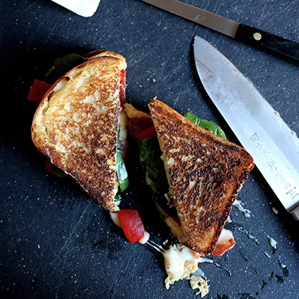 Il Diavolo Grilled Cheese