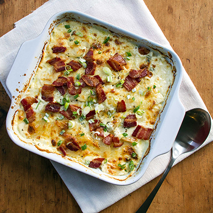 Irish Cheddar & Potato Gratin