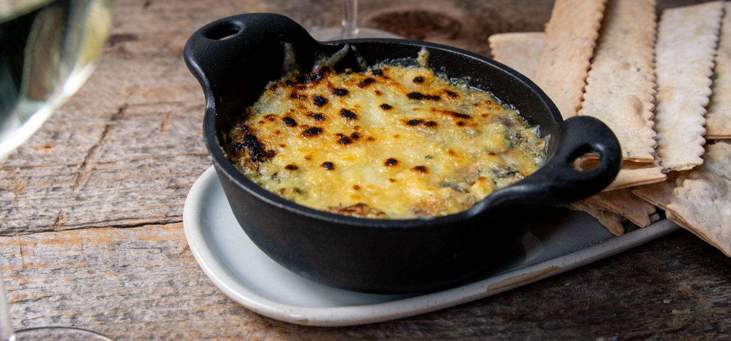 Murray's Spinach and Artichoke Dip