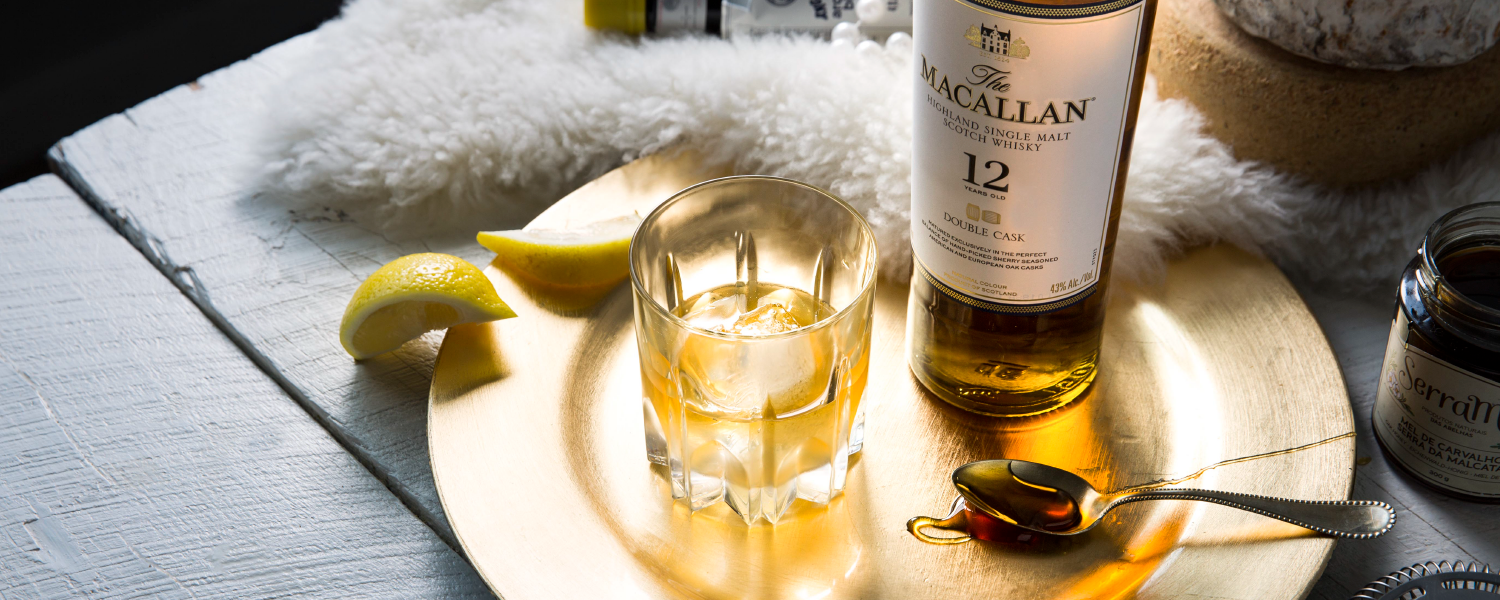 The Macallan Cocktail: The Honeypot