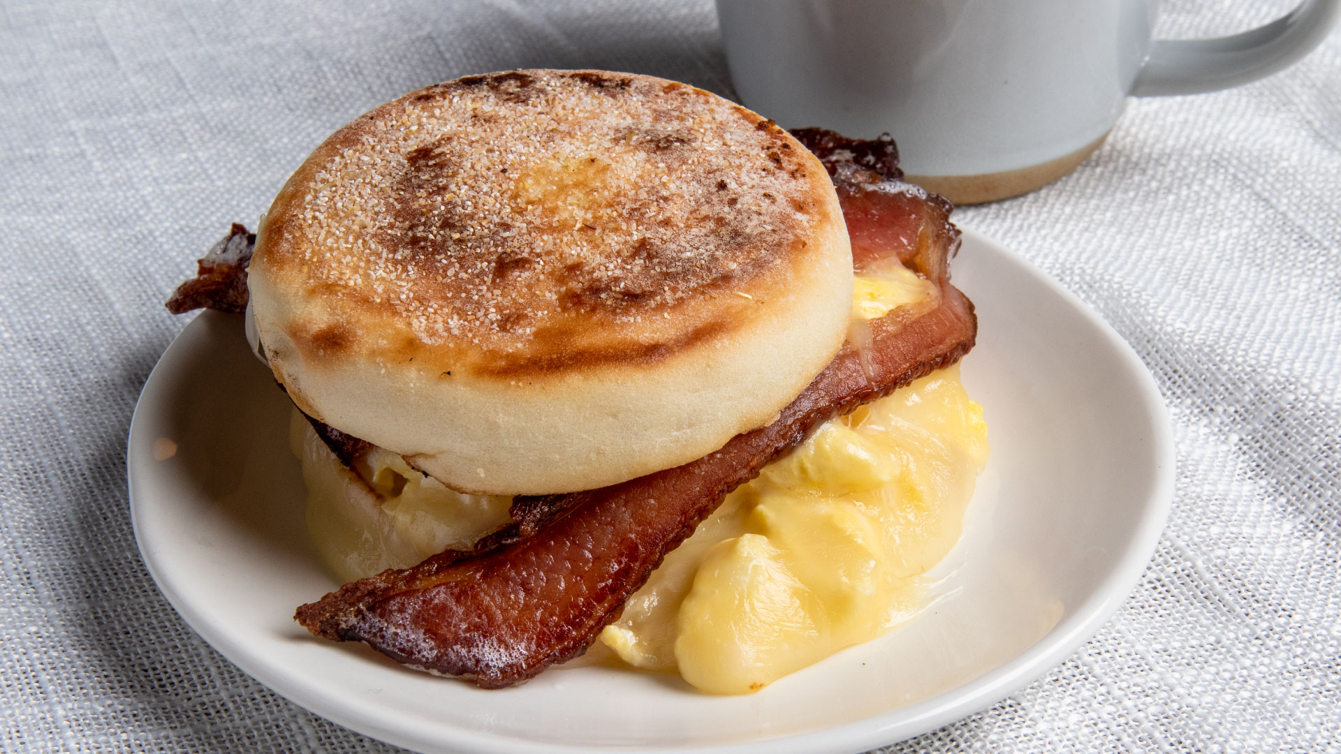 Murray's Ultimate Bacon, Egg & Cheese 1