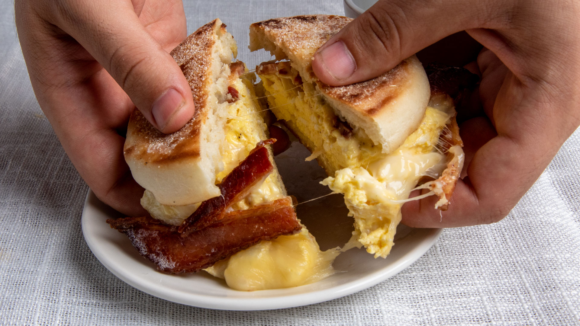 Murray's Ultimate Bacon, Egg & Cheese 2