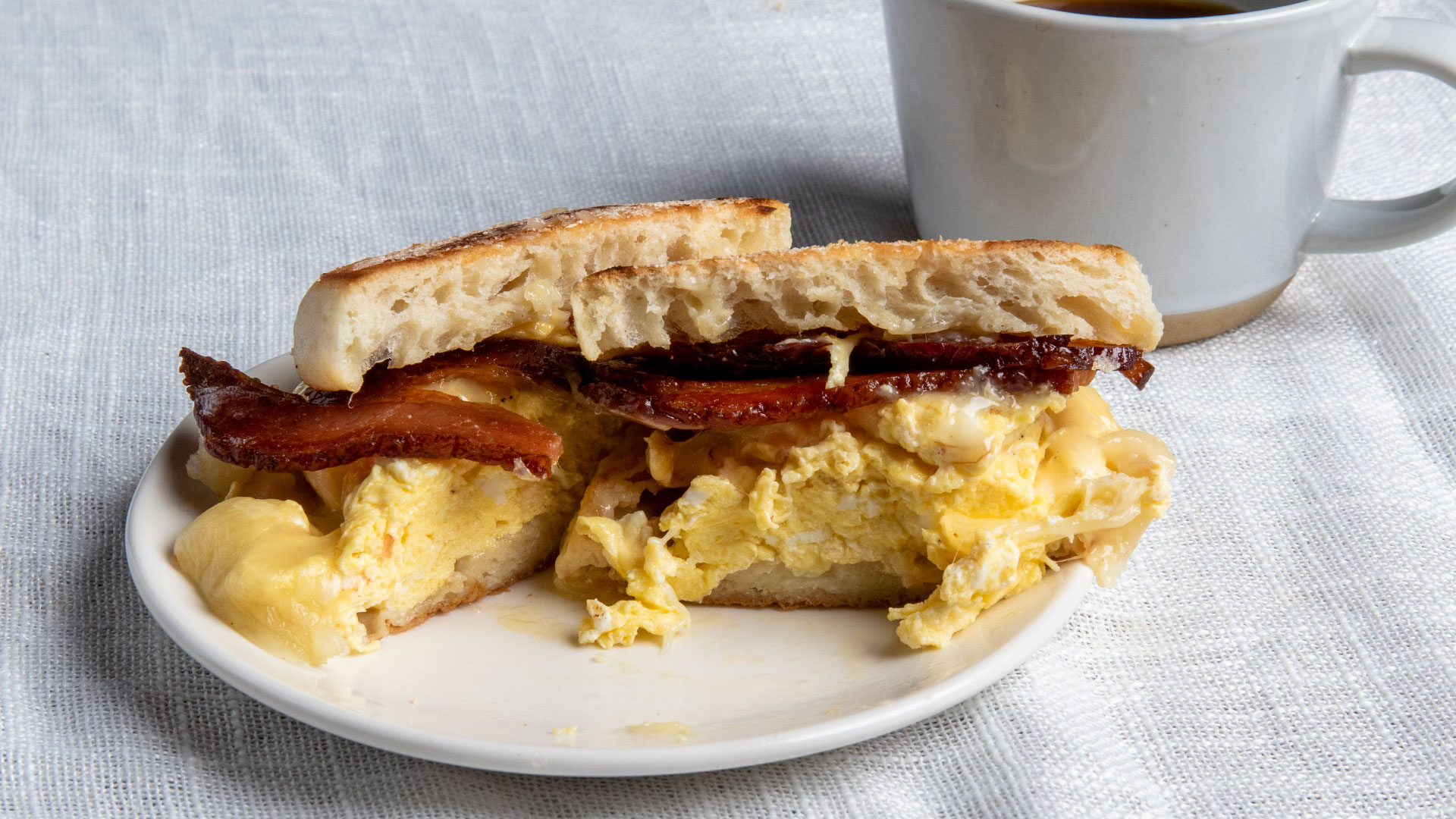 Murray's Ultimate Bacon, Egg & Cheese 3