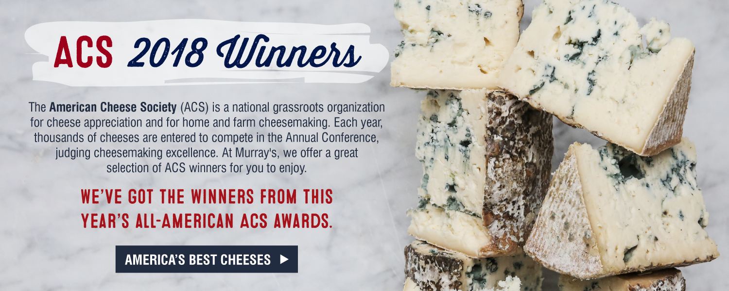 American Cheese Society Converence 2018 Winners