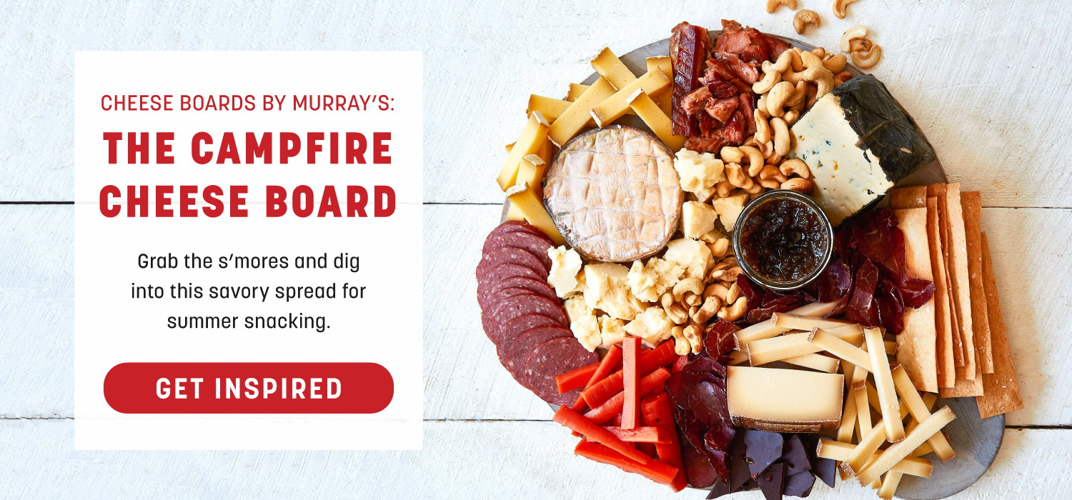 Cheese Boards by Murray's: The Campfire Cheese Board