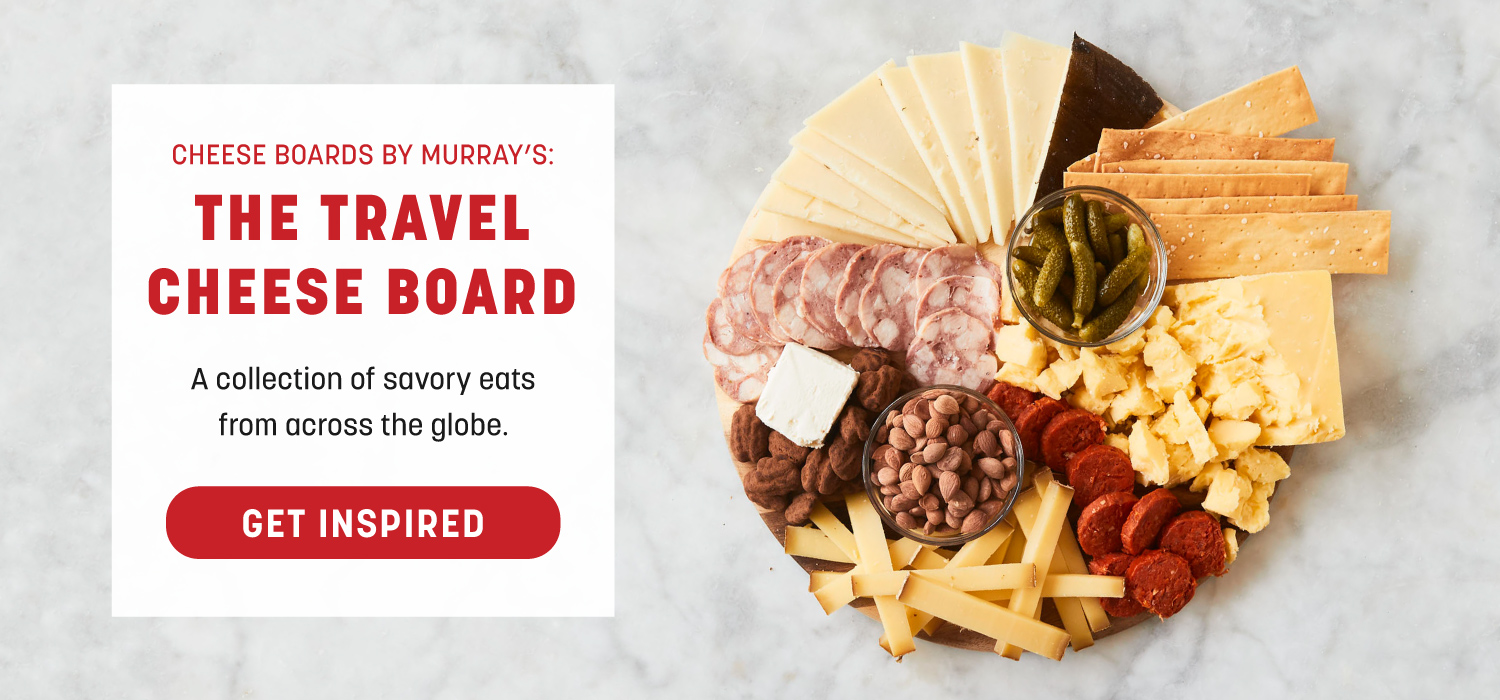 Cheese Boards by Murray's: The Travel Cheese Board