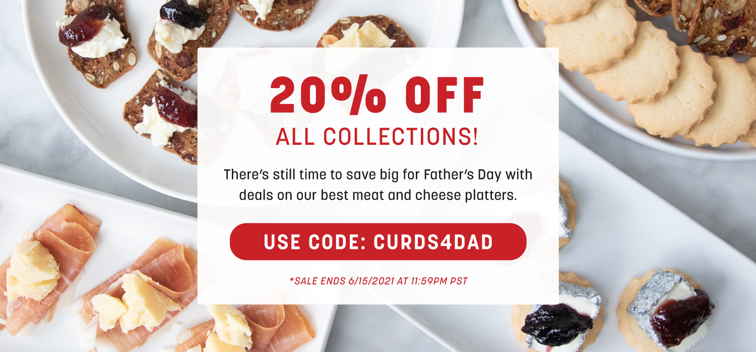 20 Percent Off All Gift Collections for Father's Day