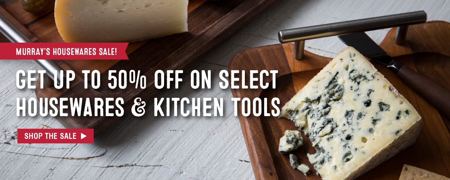 Get Up to 50% Off on Select Housewares & Kitchen Tools