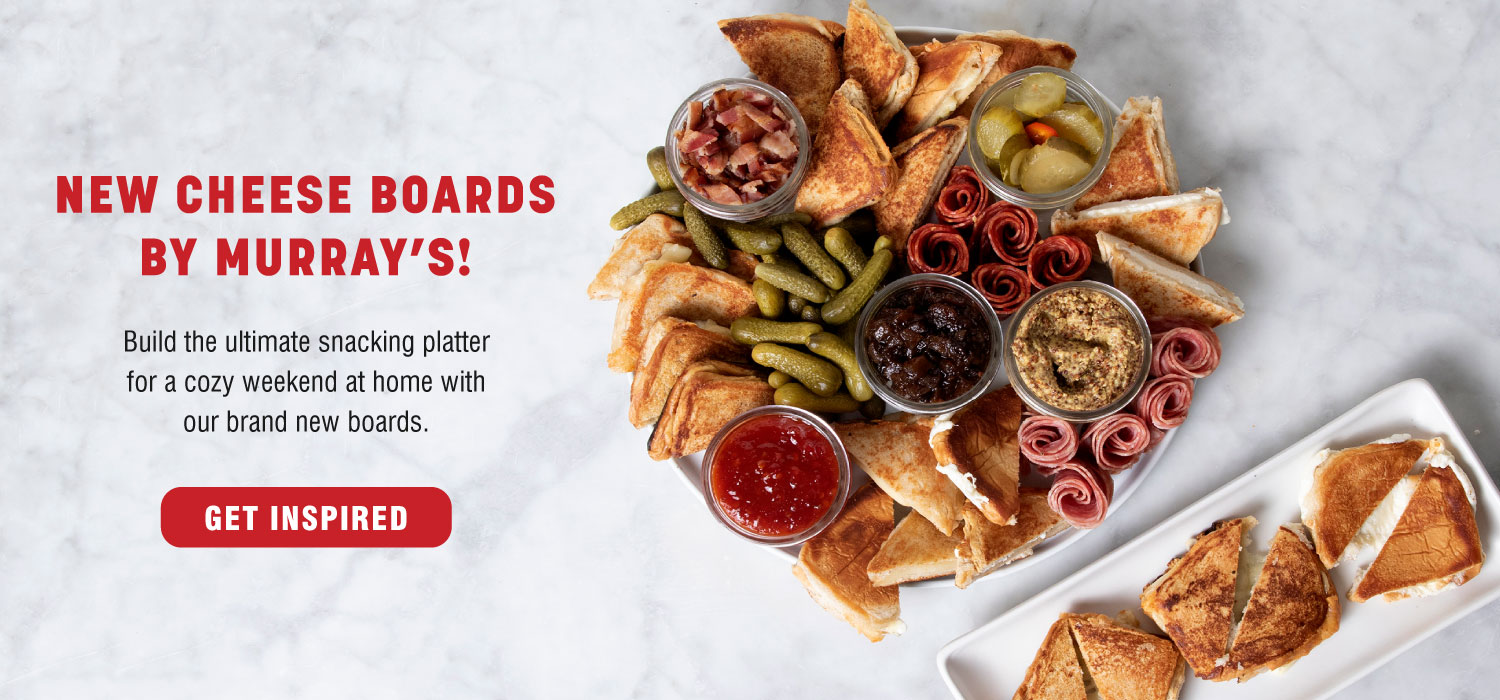 New Cheese Boards by Murray's