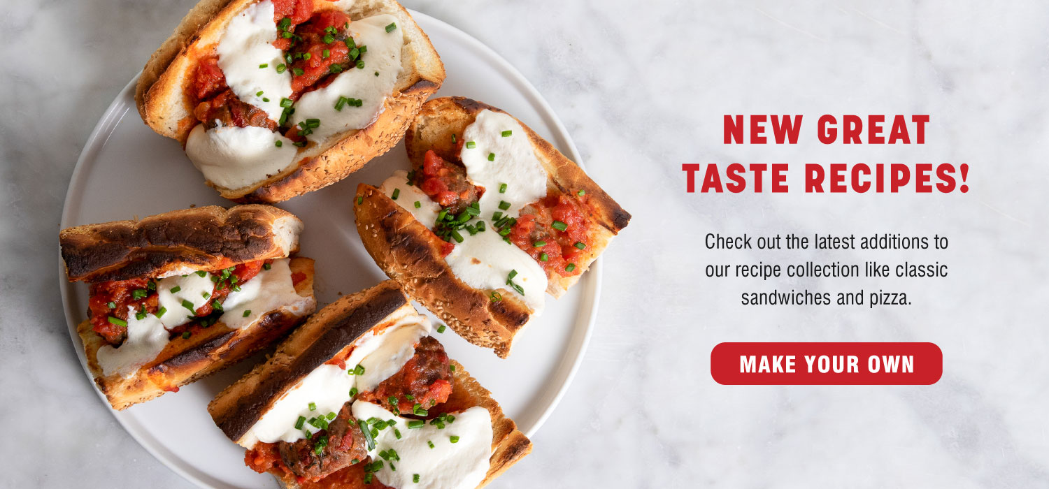 New Great Taste by Murray's