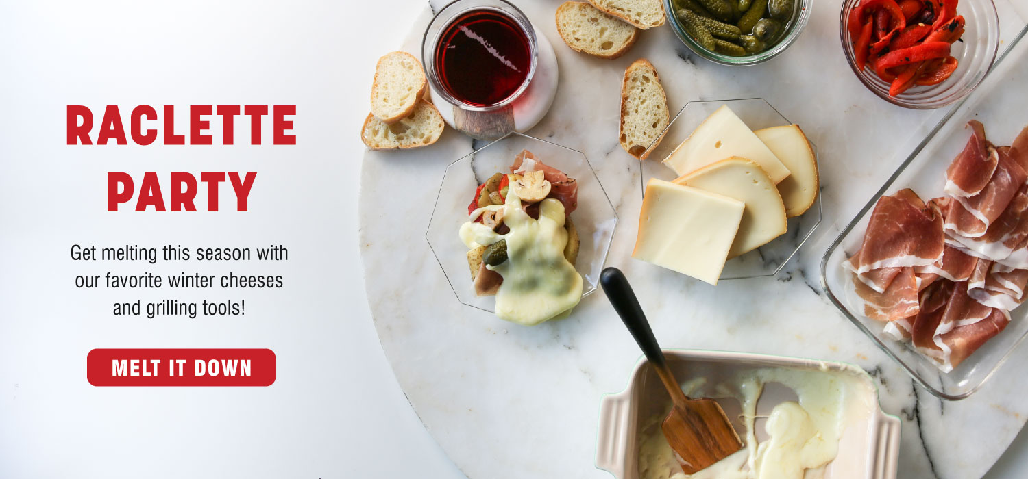 Melt With Murray's: Raclette Party