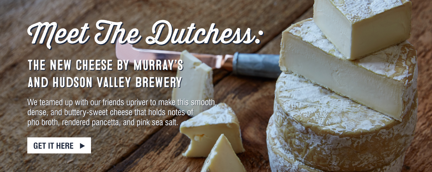 Meet The Dutchess: A collaboration with Hudson Valley Brewery