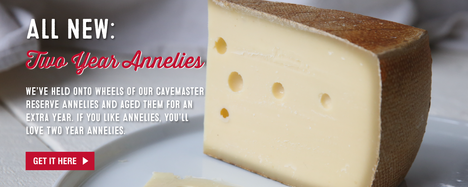 All New: Two Year Aged Annelies